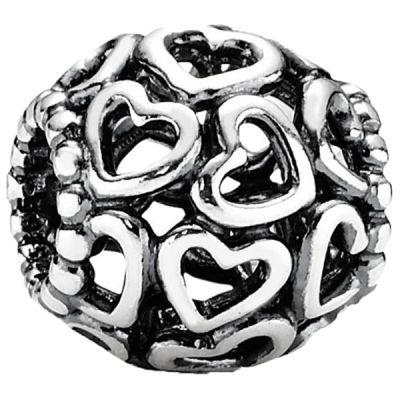 PANDORA Element 790964 öffne Dein Herz Charm
