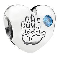 PANDORA Element 791281CZB Baby Junge Charm