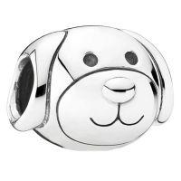PANDORA Element 791707 liebevoller Hund Charm
