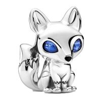 PANDORA Element  799096C01 blauäugiger Fuchs